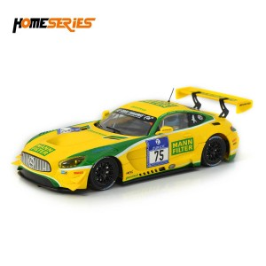 Scaleauto Mercedes-AMG GT3 No.75 Mann Filter
