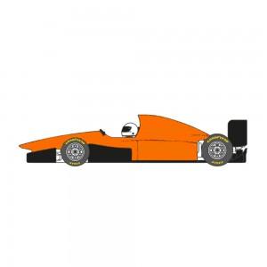 Scaleauto Formula 95-97 Cup Edition Orange