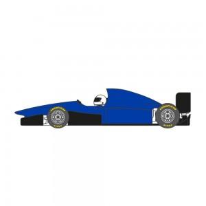 Scaleauto Formula 95-97 Cup Edition Blue