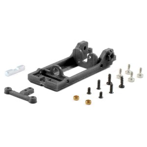 Scaleauto Motor Mount RT3 Slim-Can Inline Offset 0.5mm