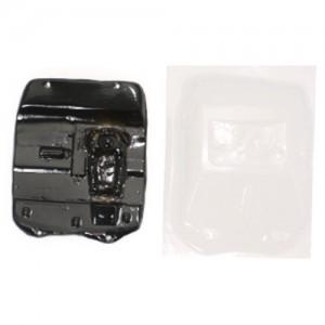 Scaleauto Lightweight Lexan Interior & Windscreen DeTaomaso Pantera SC-6625