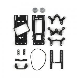 Scaleauto Montecarlo Adjustable Chassis Starter Kit