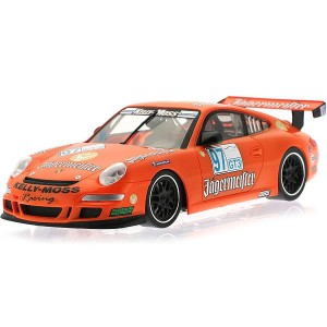 Scaleauto Porsche 911 GT3 Cup Jagermeister - 1:24th Scale SC-7013
