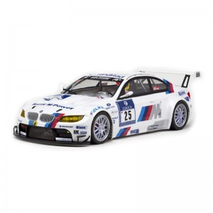 Scaleauto BMW M3 GTR GT2 No.25 Nurburgring 24h 2010  - 1:24th Scale Home Series