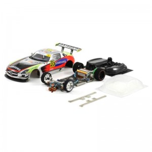 Scaleauto Mercedes Benz SLS AMG GT3 No.23 Jarama 2011 RC Kit - 1:24th Scale