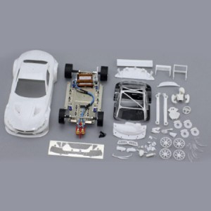 Scaleauto BMW Z4 White Kit - 1:24th Scale SC-7031