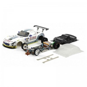 Scaleauto Mercedes SLS GT3 Rowe No.15 Mamerow Racing RC Kit - 1:24th Scale