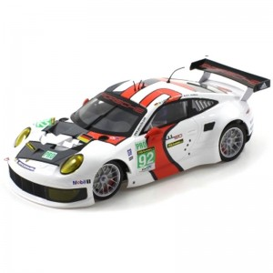 Scaleauto Porsche 991 RSR No.92 Le Mans 2013 - 1:24th Scale