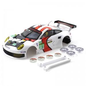 Scaleauto Porsche 991 RSR Le Mans 2013 No.91 Body