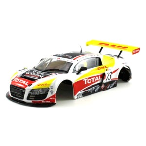 Scaleauto Audi R8 LMS GT3 No.73 DHL Body