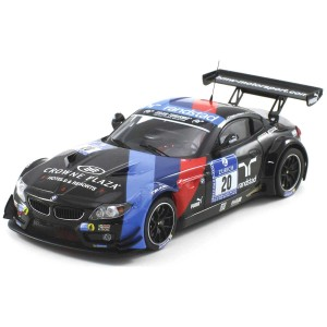 Scaleauto BMW Z4 GT3 No.20 Nurburgring 2013 - 1:24th Scale