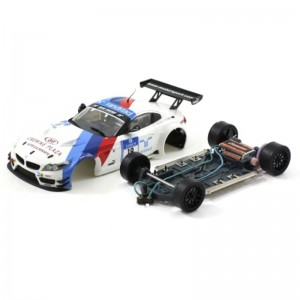Scaleauto BMW Z4 GT3 No.19 Nurburgring 2013  - 1:24th Scale Home Series