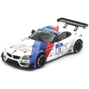 Scaleauto BMW Z4 GT3 No.19 Nurburgring 2013 - 1:24th Scale 'R' Series