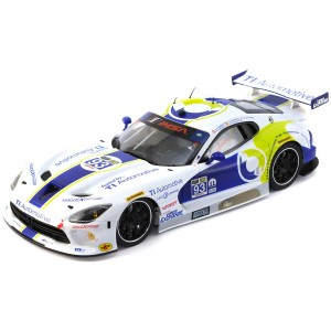 Scaleauto SRT Viper GTS-R No.93 24h Daytona 2015  - 1:24th Scale 'R' Series