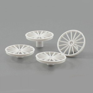 Scaleauto Wheel Inserts Speedline 15 Spokes 20mm