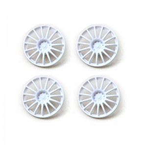 Scaleauto Wheel Inserts Modern S-Style 15 Spokes 20mm