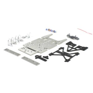 Scaleauto R4 Chassis Parts Kit 1:24