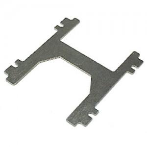 Scaleauto Central Support H 1mm Aluminium SC-8101AL