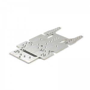 Scaleauto SC-8003 Main Chassis Plate Steel 1.5mm