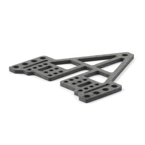 Scaleauto Front Subframe Carbon Fiber 1.5mm Small