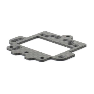Scaleauto Motor Subframe Carbon Fiber 2mm Long-Can