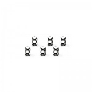Scaleauto Spring Set 6mm Soft x6