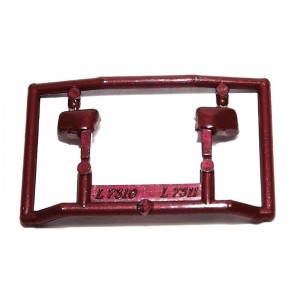 Scalextric Mirrors Type 3 Maroon