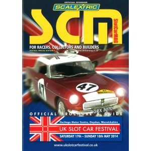 Slot Car Mag UK Festival 2014