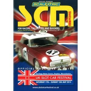 Slot Car Mag UK Festival 2014