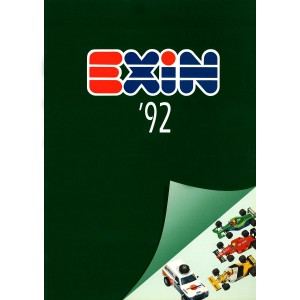SCX Catalogue 1992