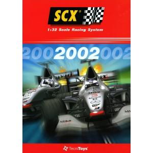 SCX Catalogue 2002