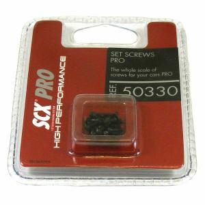 SCX Pro Screw Set