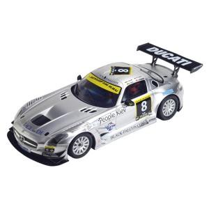 SCX AMG Mercedes SLS GT3 No.8 24h Dubai 2011 SCX-A10054