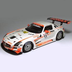 SCX Mercedes Benz SLS AMG 2011 Sonax SCX-A10071