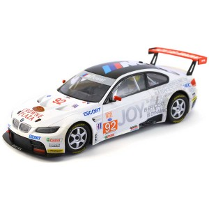 SCX BMW M3 GT2 M-Power No.92 White