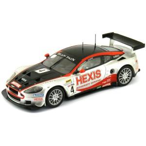 SCX Aston Martin GT3 DBR9 Hexis Racing No.4