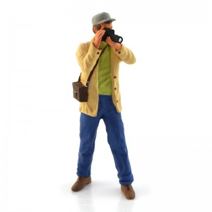Figurenmanufaktur Photographer Figure