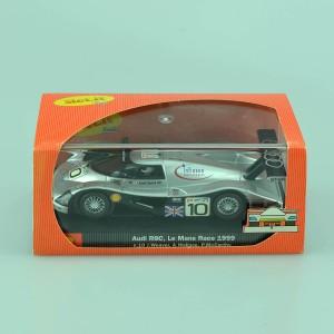 Slot.it Audi R8C No.10 Le Mans 1999