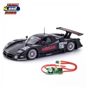 Slot.it SSD Digital Nissan R390 GT1 No.21 Test Le Mans 1997