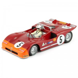 Slot.it Alfa Romeo T33/3 No.5 Targa Florio Winner 1971