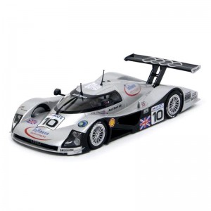 Slot.it Audi R8C Le Mans 1999 No.10 Reloaded
