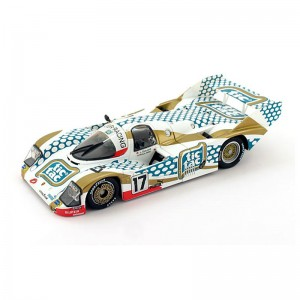 Slot.it Porsche 962C KH No.17 WSPC Nurburgring 1989