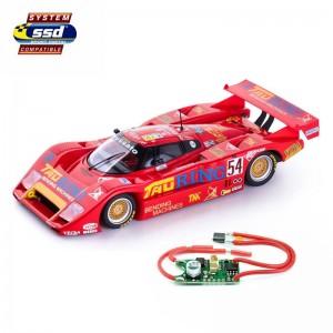 Slot.it SSD Digital Lancia LC2 No.54 Le Mans 1990