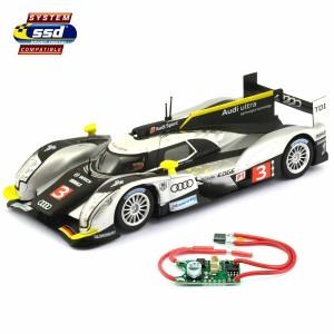 Slot.it SSD Digital Audi R18 TDI No.3 Le Mans 2011