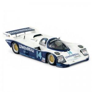 Slot.it Porsche 962 IMSA No.14 2nd Sebring 1987
