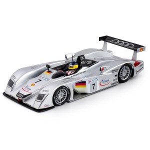 Slot.it Audi R8 LMP No.7 Le Mans 2000