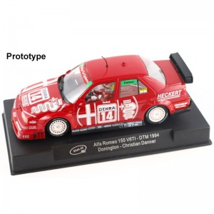 Slot.it Alfa Romeo 155 V6 TI No.14 Donington DTM 1994