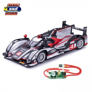 Slot.it SSD Digital Audi R18 Ultra No.4 Le Mans 2012