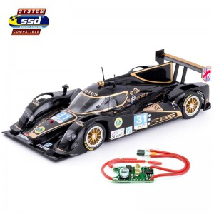 Slot.it SSD Digital Lola B12/80 No.31 Le Mans 2012
