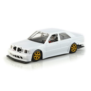 Slot.it Mercedes 190E White Kit